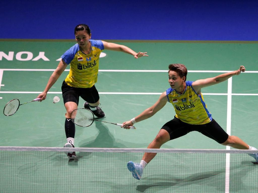 Greysia/Apriyani dan Tontowi/Winny Amankan Tiket Babak 16 Besar China Open