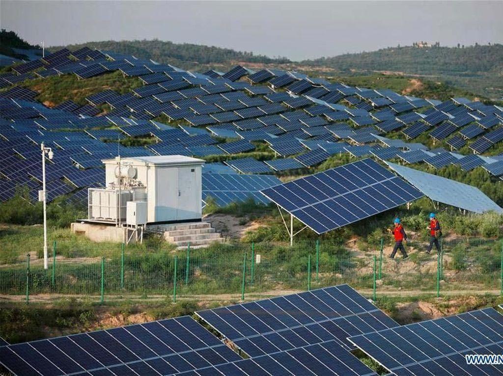 Atap Gedung Juga Bisa Jadi Sumber Energi Kendaraan Listrik
