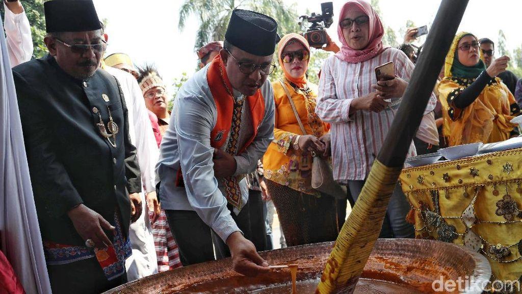 Berburu Kuliner Nusantara di Monas
