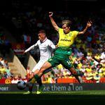 Seru, Babak I Norwich Vs Chelsea Berakhir 2-2