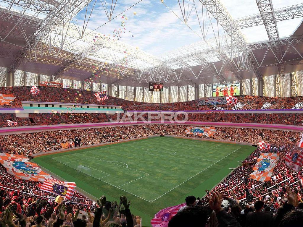 Pembangunan Stadion BMW Dilanjutkan, Persija: Kami Sudah Butuh Banget