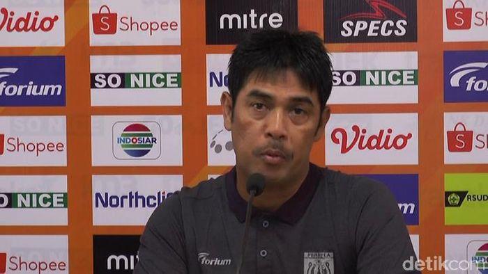 Nilmaizar, pelatih Persela Lamongan (Eko Sudjarwo/detikSport)