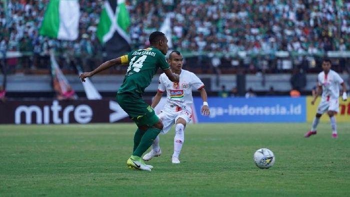 Persebaya Surabaya vs Persija Jakarta berakhir 1-1. (Foto: Dok. Tim Media Persija)