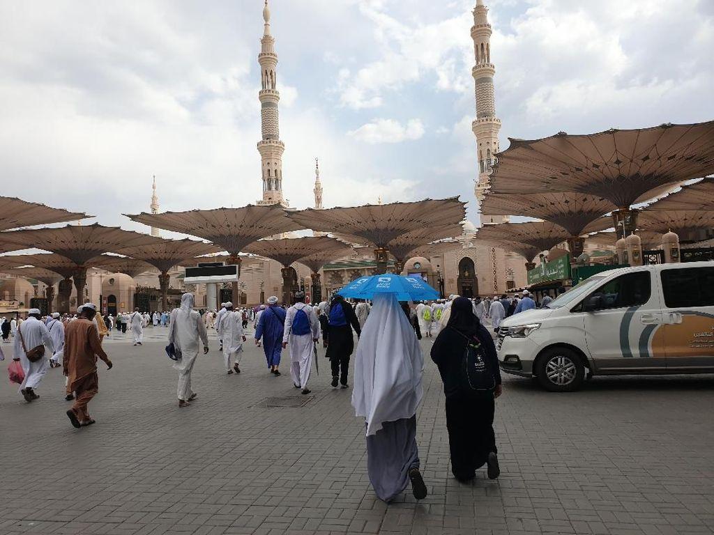Panas di Madinah Lebih Menyengat dari Mekah