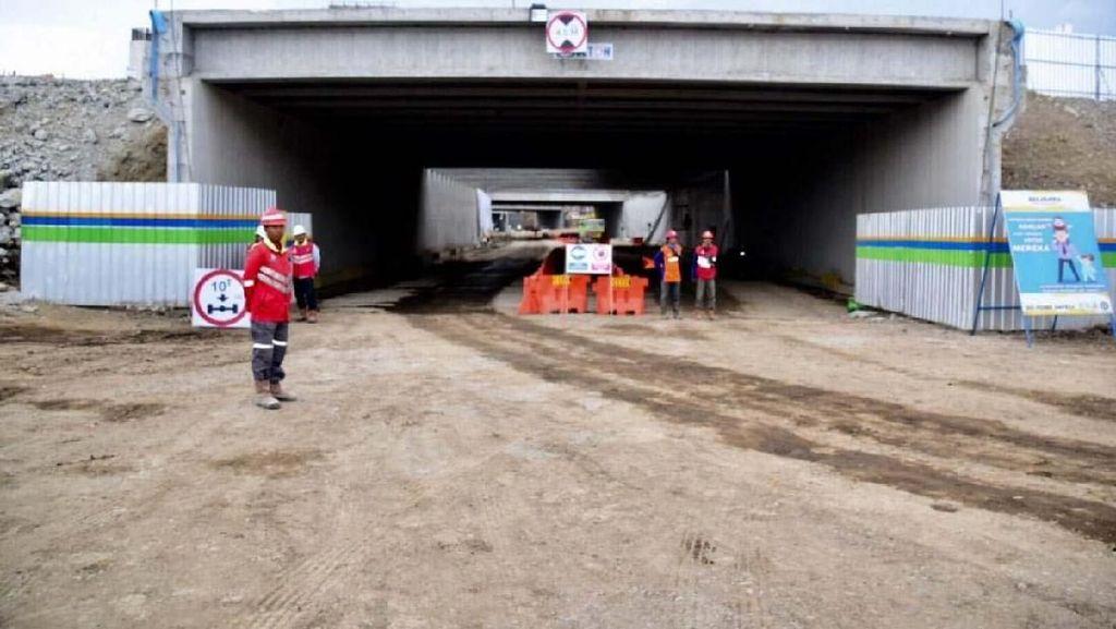 Underpass 1,3 Km Membentang di Bawah Bandara Kulon Progo