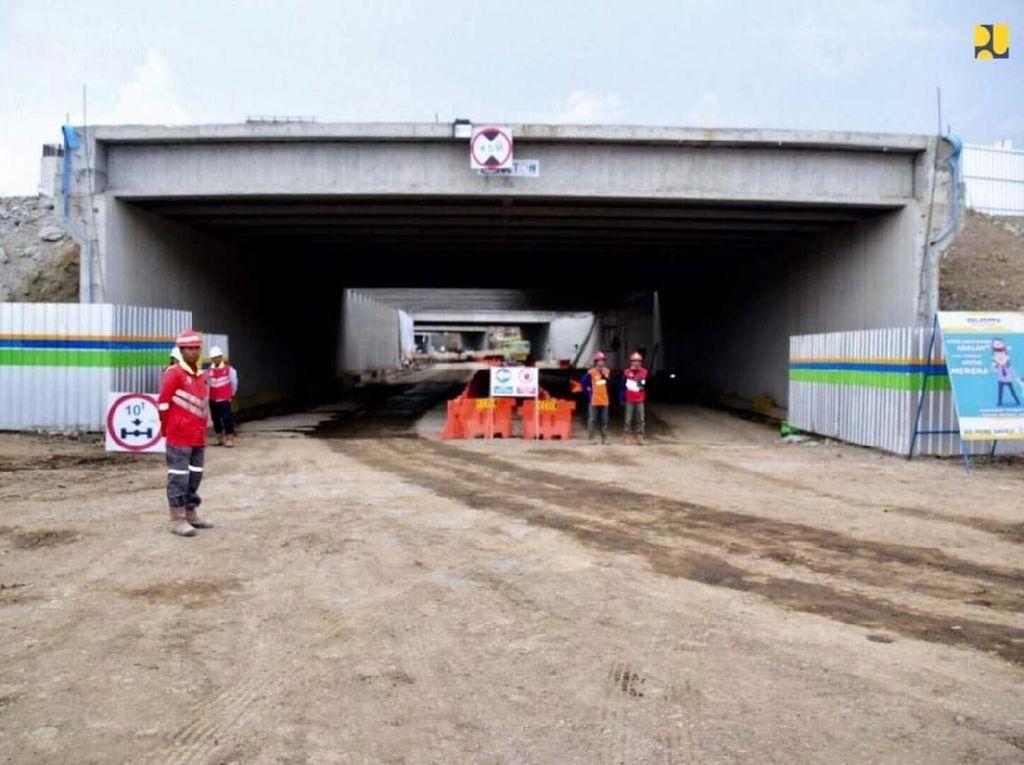 Underpass Bandara Kulon Progo Beroperasi Akhir Tahun