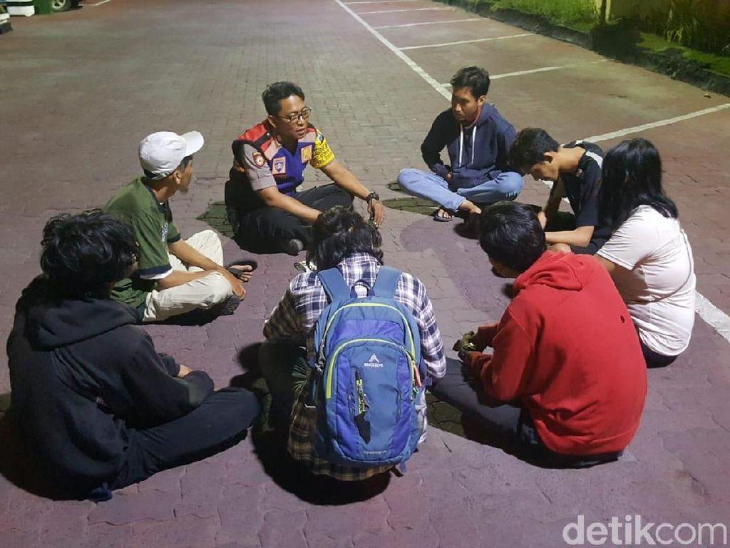 Polisi Pulangkan Jakmania yang Nekat ke Surabaya
