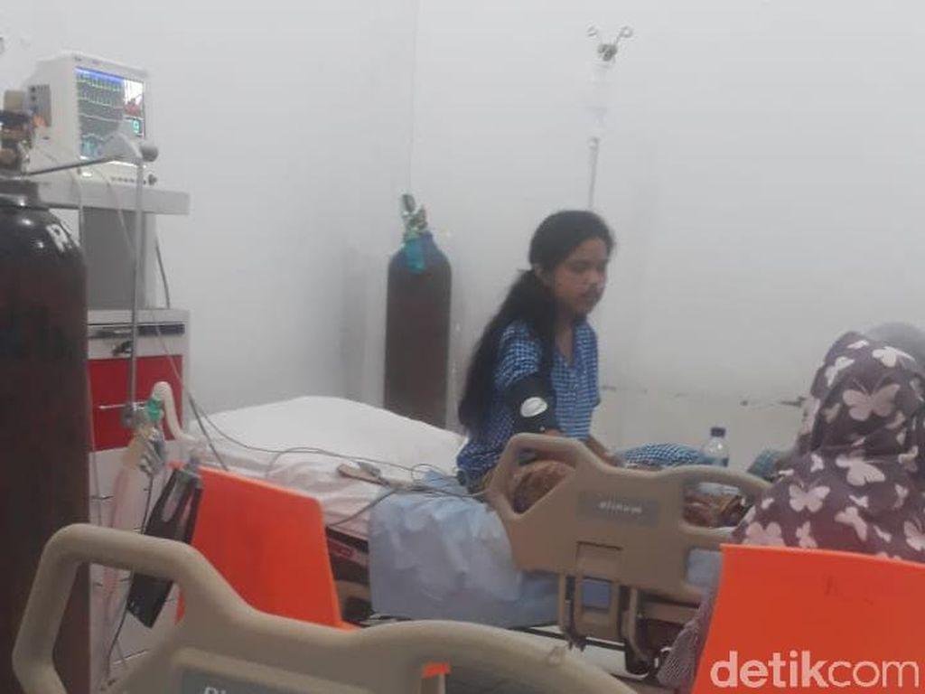 2 Santri Korban Tersambar Petir Masih Dirawat di Rumah Sakit