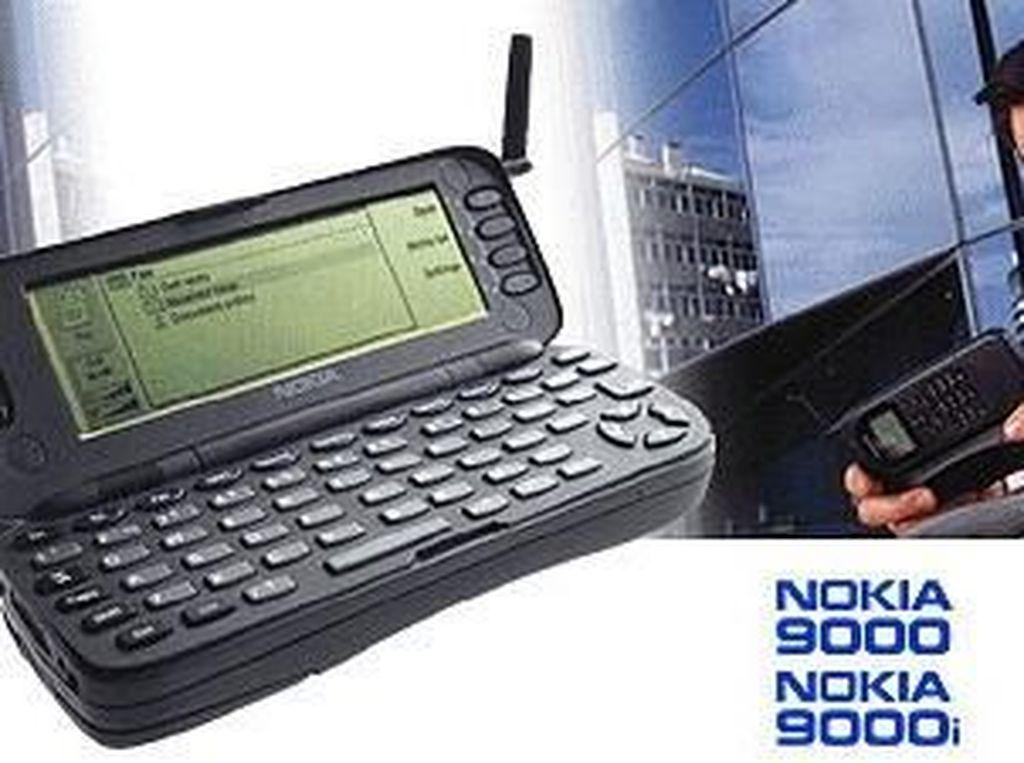 Mengenang Wujud Nokia Communicator Pertama