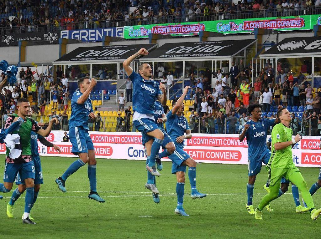 Juventus Memulai dengan Kemenangan