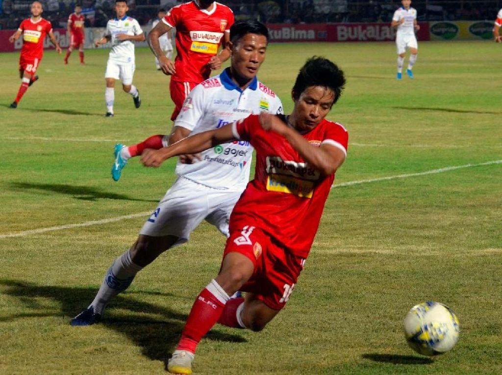 Badak Lampung Vs Persib Berakhir 1-1