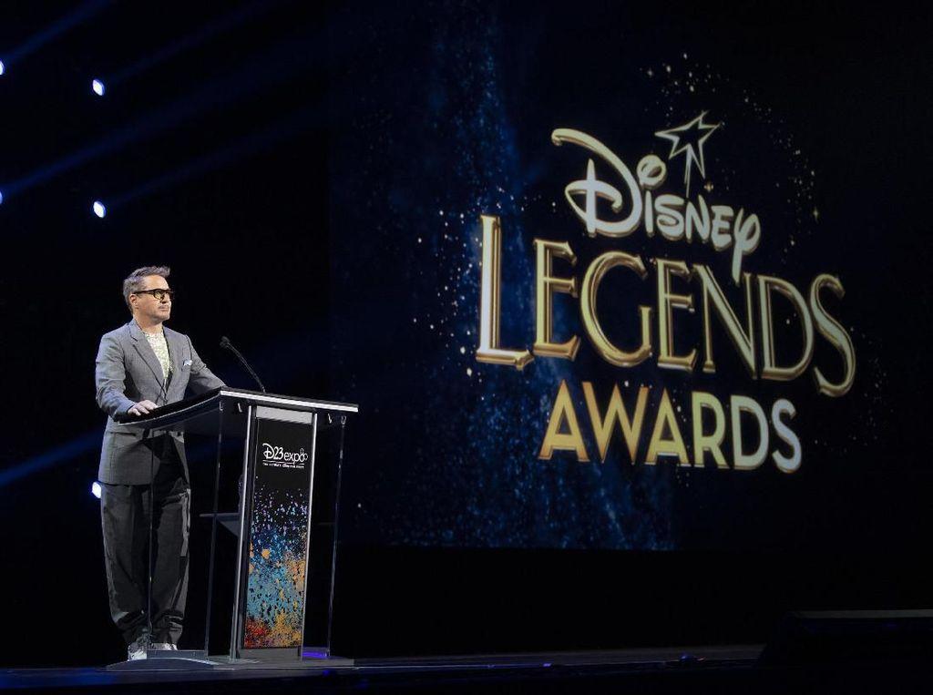 Robert Downey Jr Tolak Kampanye Dirinya Masuk Nominasi Oscar