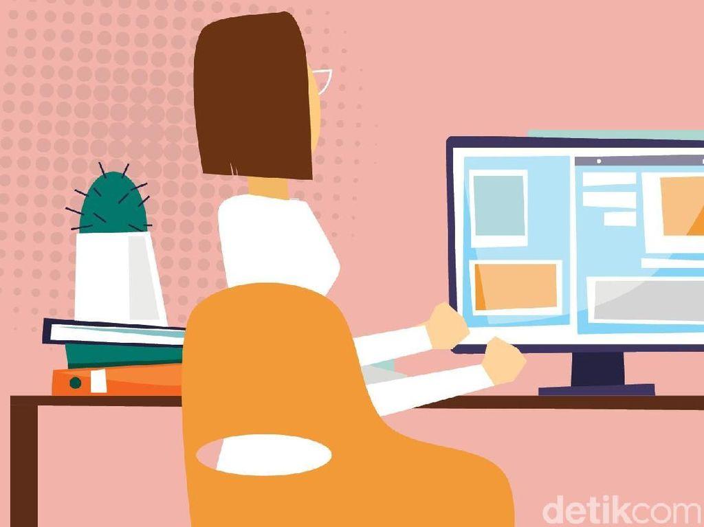 Emak-emak Gaptek Pengin Sukses Jualan Online? Ini Triknya