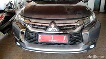 Mobil Dinas Dibakar OTK, Bupati Tegal: Saya Serahkan Kasusnya ke Polisi