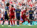 Babak I Liverpool Vs Arsenal: The Reds Unggul 1-0