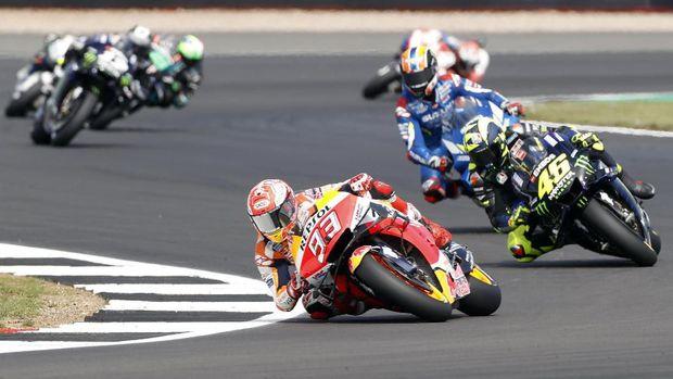 Bos Yamaha Akui Marquez Layak Jadi Juara