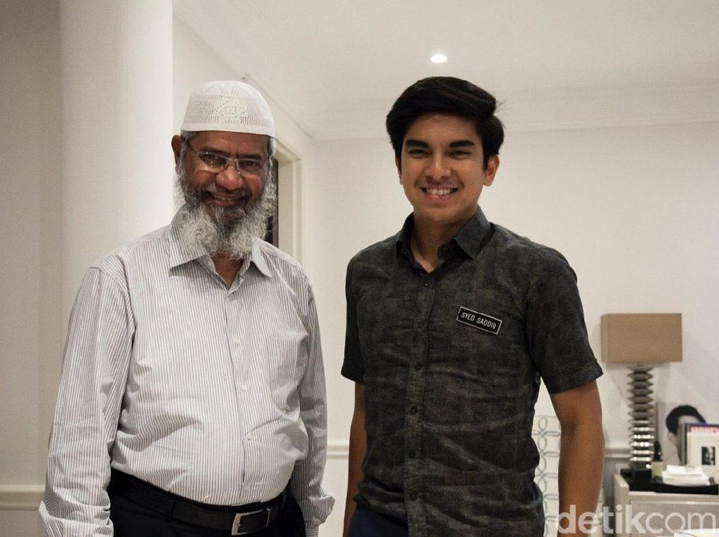 Menpora Malaysia: Zakir Naik Sudah Minta Maaf, Lets Move On
