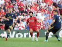 Liverpool Vs Arsenal: Salah 2 Gol, The Reds Hantam The Gunners 3-1