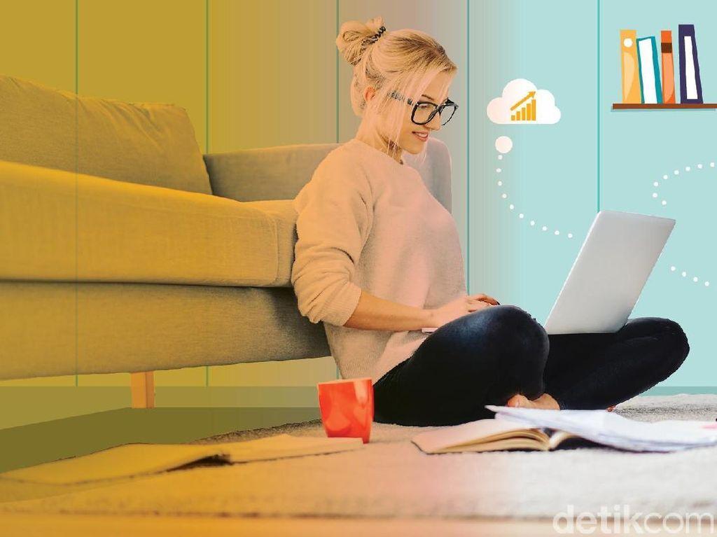 Work From Home Diberlakukan, Ini Cara Agar Efektif Kerja dari Rumah