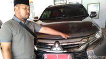 Sopir Sempat Kejar Pelaku Pembakaran Mobil Dinas Bupati Tegal