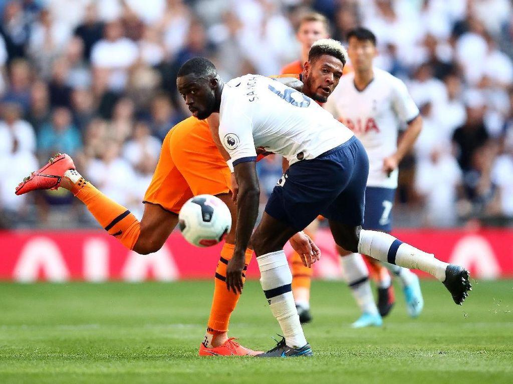 Babak Pertama, Tottenham Tertinggal dari Newcastle