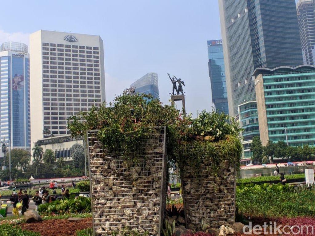 Dishut DKI Jakarta Janji Buka-bukaan Anggaran Instalasi Gabion