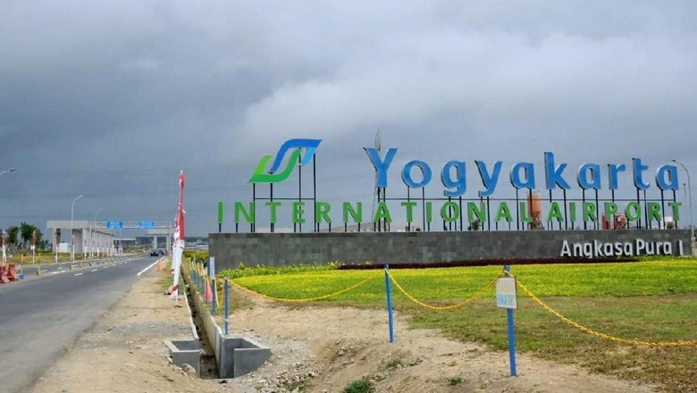 Tiga Taktik Datangkan Turis Ke Indonesia Lewat Bandara Gres Yogya