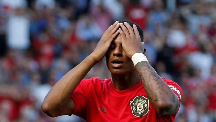 Manchester United kesulitan bersaing untuk gelar Liga Inggris sejak kepergian Sir Alex Ferguson. (Foto: Reuters)
