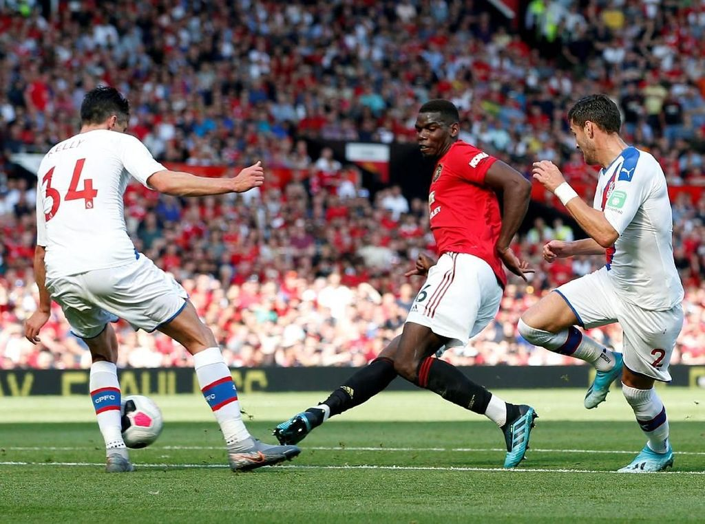 Link Live Streaming Crystal Palace Vs Manchester United