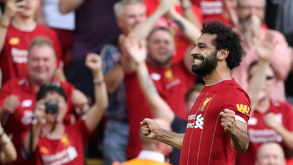 Liverpool Terlalu Perkasa untuk Arsenal