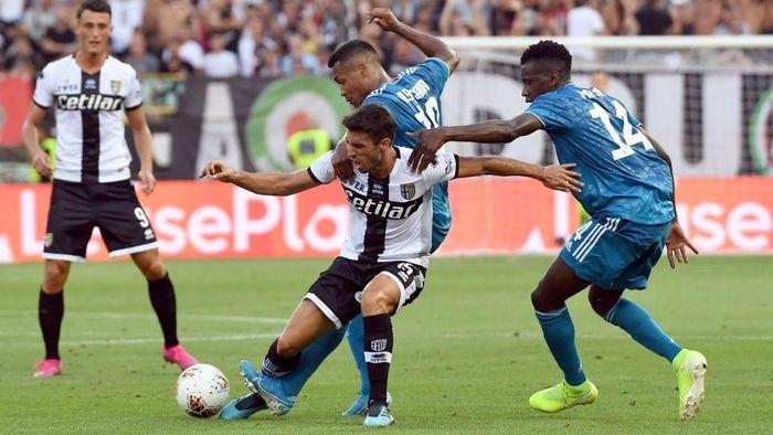 Juventus belum tampil dalam performa terbaik meski menang atas 1-0 (Foto: Alessandro Sabattini/Getty Images)