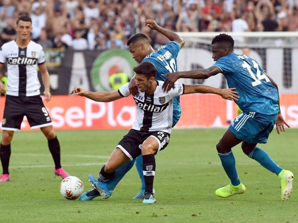 Menang atas Parma, Juventus Belum Tampilkan Performa Terbaik