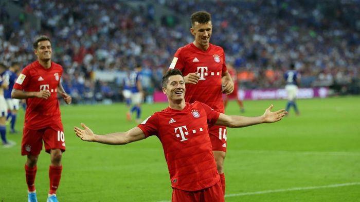 Bayern Munich menang 3-0 atas Schalke 04 (Foto: REUTERS/Ralph Orlowski)