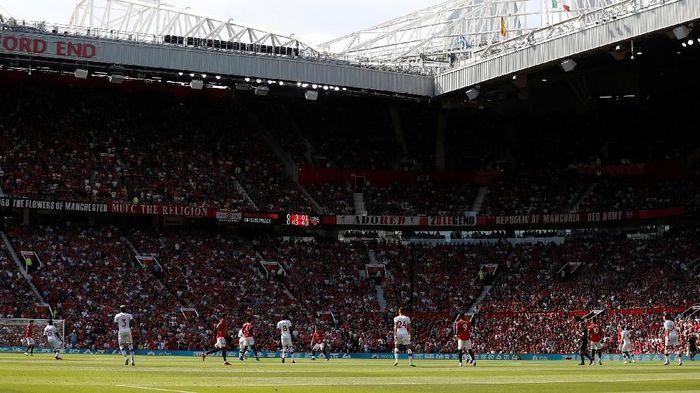 Mu Bersiap Kosongkan Old Trafford Hingga 2021