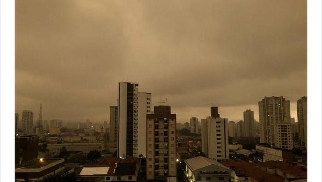 Prihatin! Netizen Ungkap Sao Paulo yang Kelam bagai Gotham