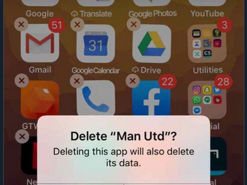 Ragam Meme Manchester United Dikalahkan Crystal Palace