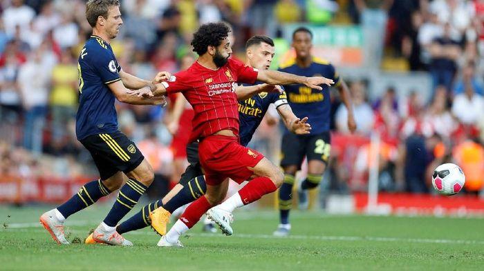 Arsenal dianggap bisa saingi Liverpool dan Manchester City (Reuters)