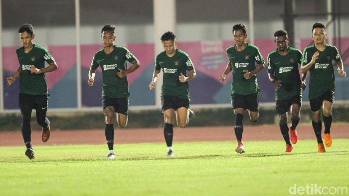 Indra Sjafri kembali melakukan pemusatan latihan Timnas Indonesia U-23. (Foto: Rifkianto Nugroho/detikcom)