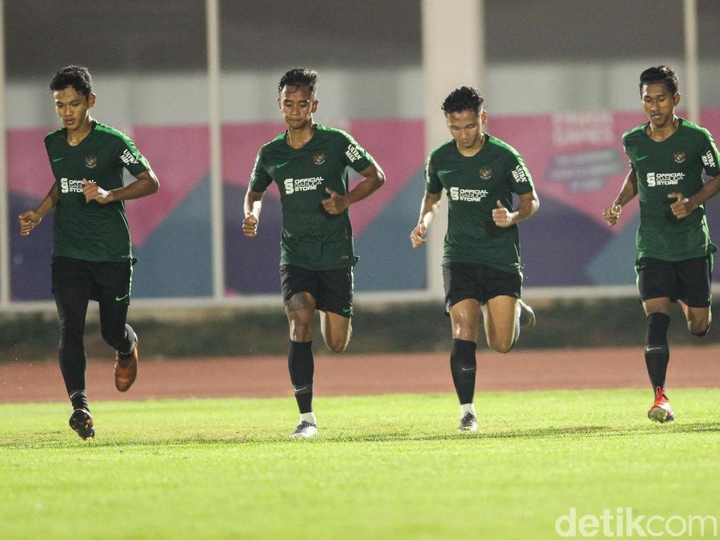Indra Panggil 26 Pemain ke Pemusatan Latihan Timnas U-23 di Yogyakarta