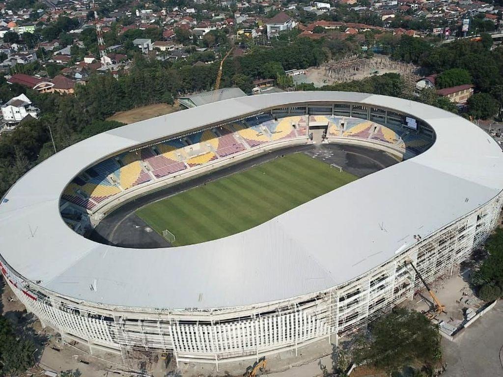 Terkait Bidding Piala Dunia U-20 2021, FIFA Tinjau Stadion Manahan