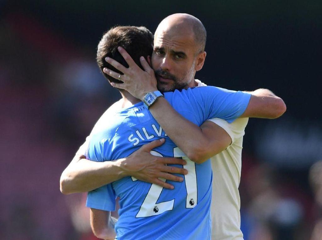 Guardiola Salut dengan Perjuangan Para Pemain City