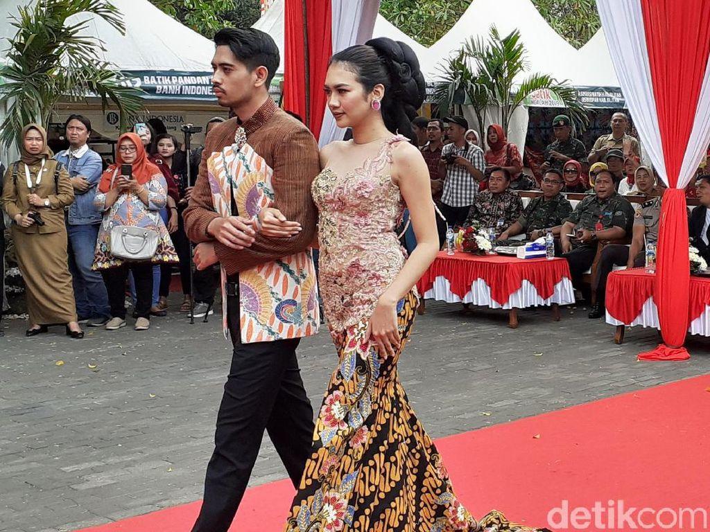 Festival Batik Ngalam Tampilkan Pembatik Lokal dari Jawa Timur