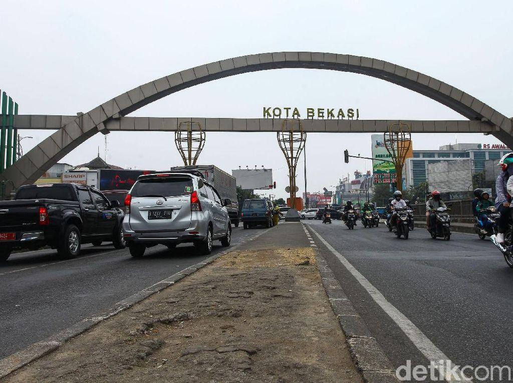 Ibu Kota Pindah, Bekasi Gabung Jakarta?