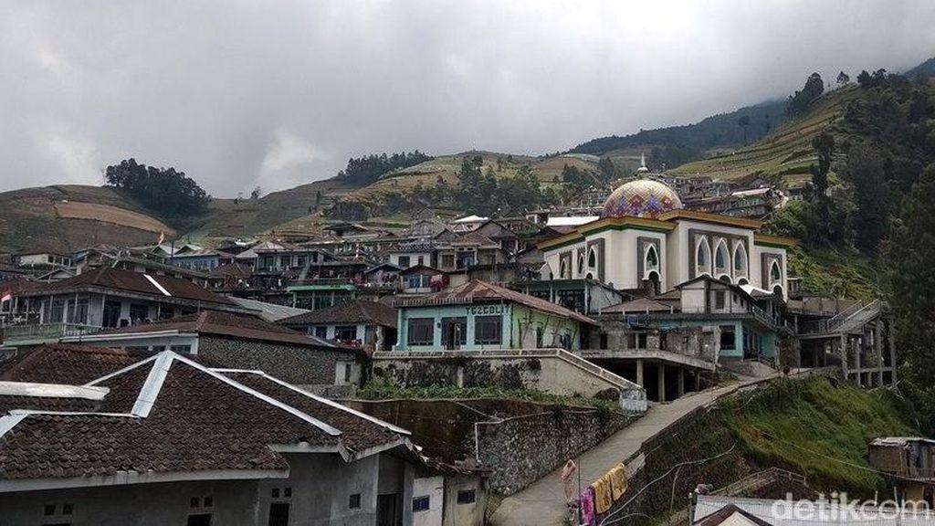 Foto: Selamat Datang di Nepal... Eh, Magelang