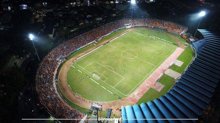Stadion Segiri menjadi markas Borneo FC. (Foto: dok. Borneo FC)