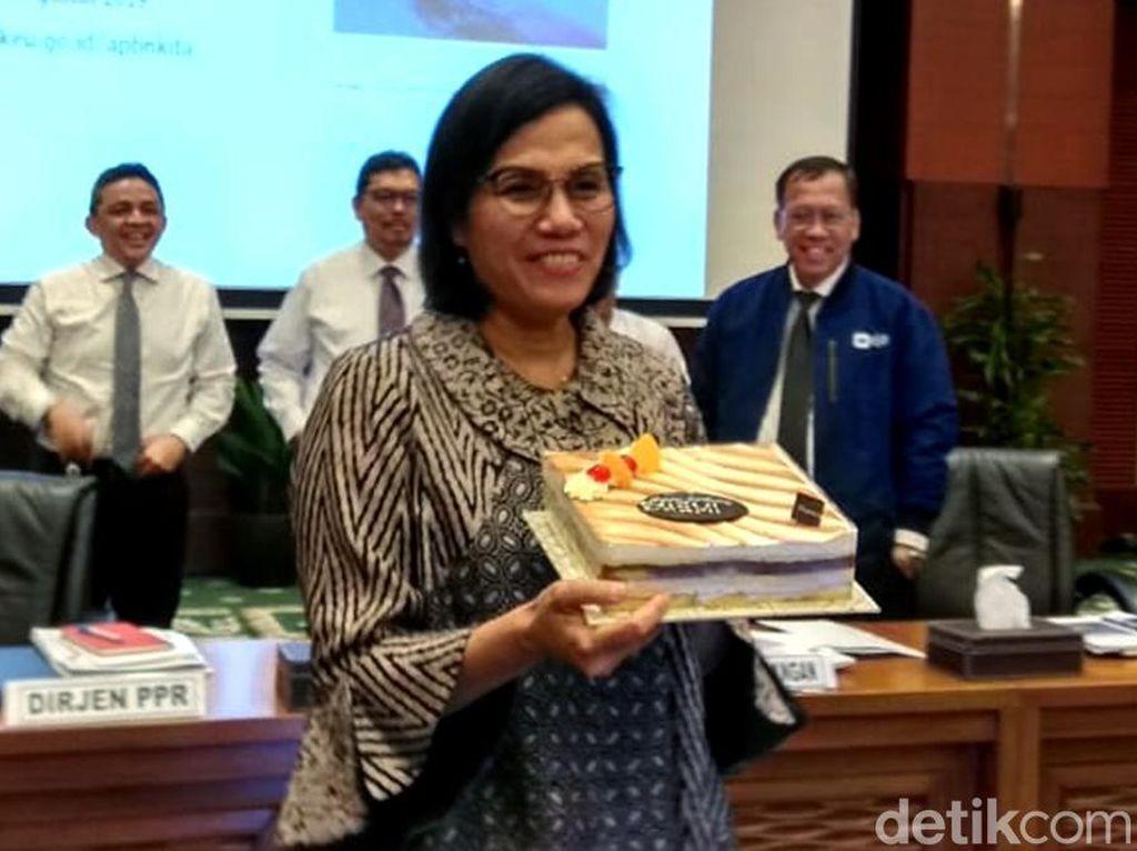 Happy Birthday ke-57 Bu Sri Mulyani