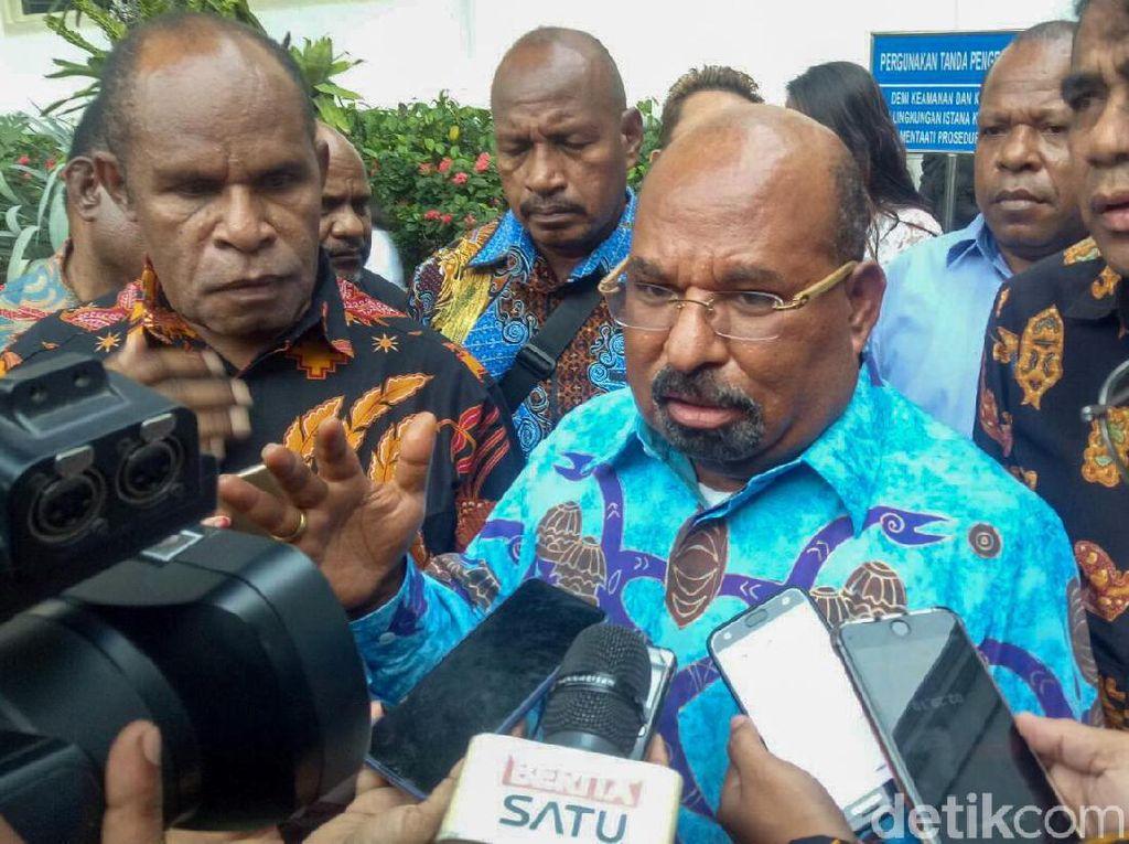 Ini 6 Imbauan Gubernur Lukas Enembe terkait Situasi di Papua