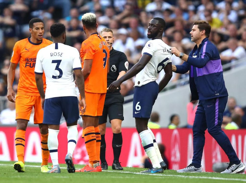 Pochettino Kecewa Berat dengan Tottenham