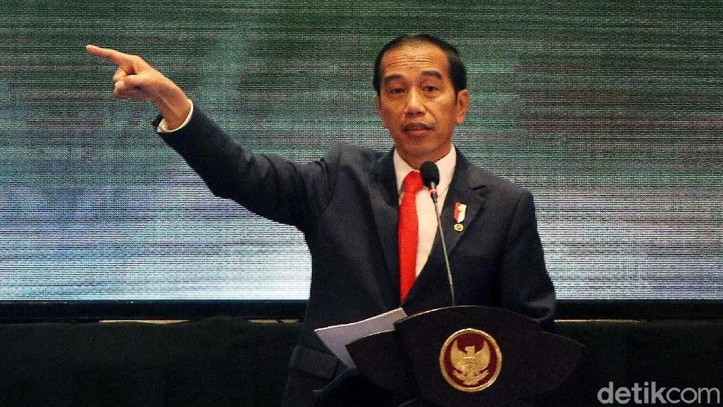 Jokowi Buka Pembekalan Kebangsaan Anggota DPR-DPD RI