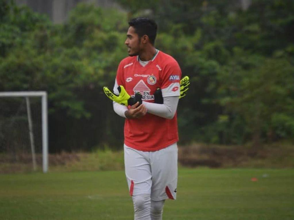 Teja dan Rendy ke Timnas, Semen Padang Krisis Kiper Lawan Madura United
